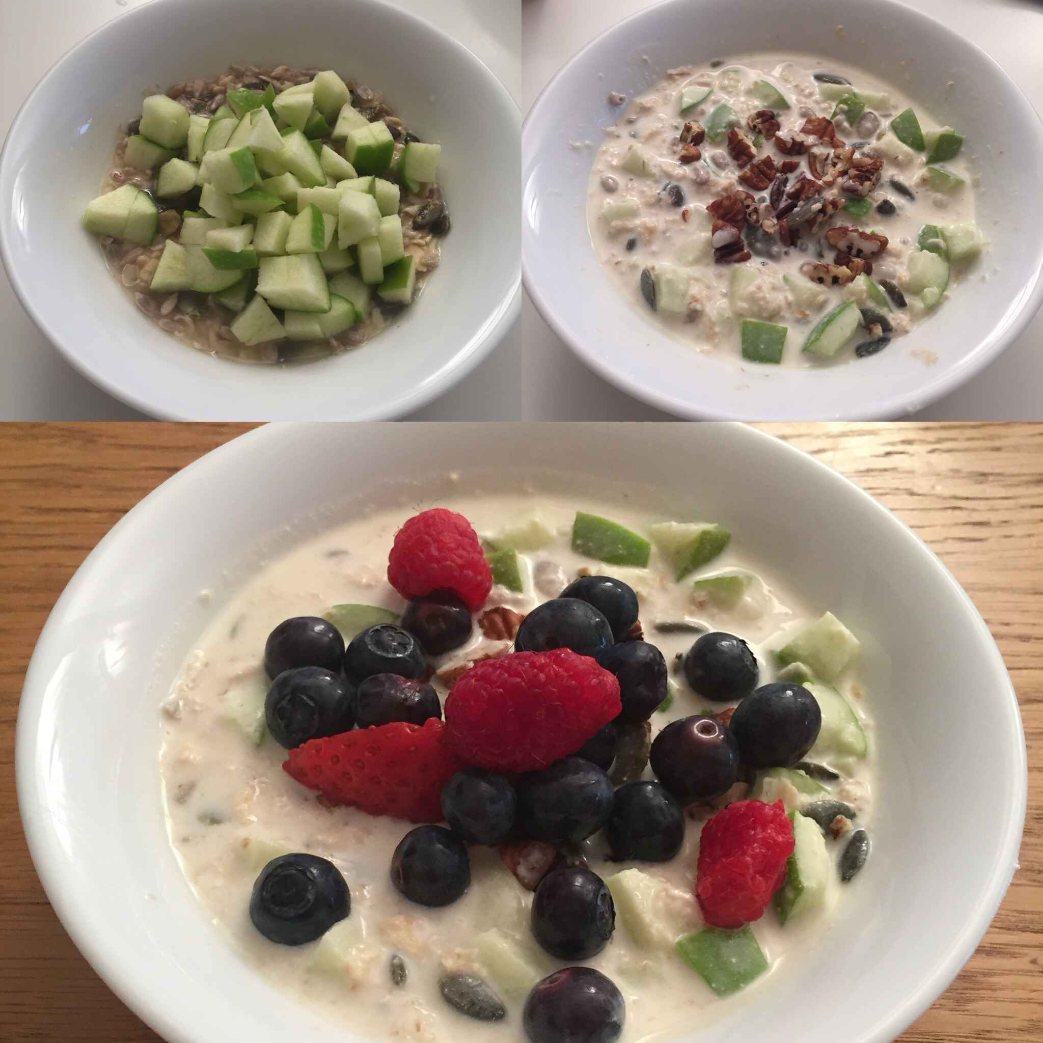 Energy Boosting Bircher Muesli