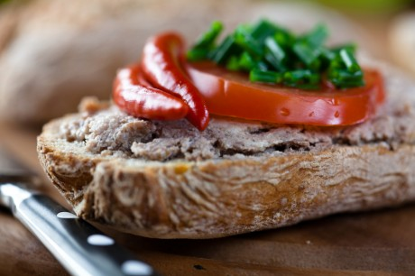 Mackerel Pate - delicious and balanced with healthy oils