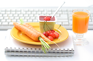 Corporate wellbeing - the importance of work place nutrition