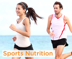 Sports Nutrition - Vital to all types of sport is proper nutrition