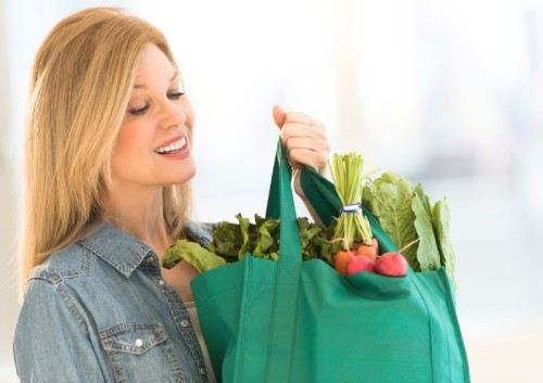 The beauty of nutritional therapy - healthy ingredients fresh