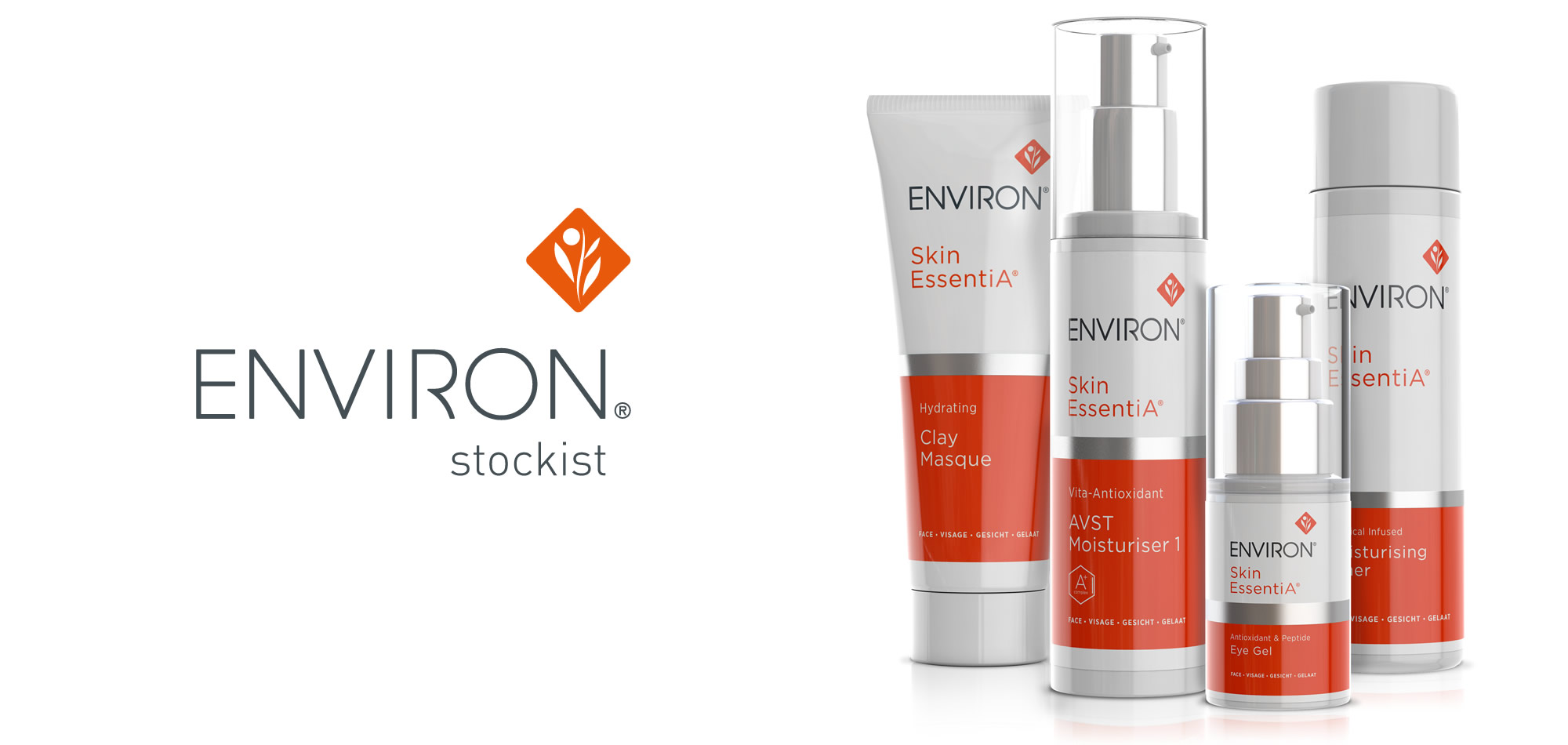 Environ, the skin care choice of Nutritional Therapists