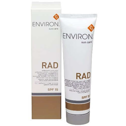 Environ in the sun – simplify my skin care regime with Environ