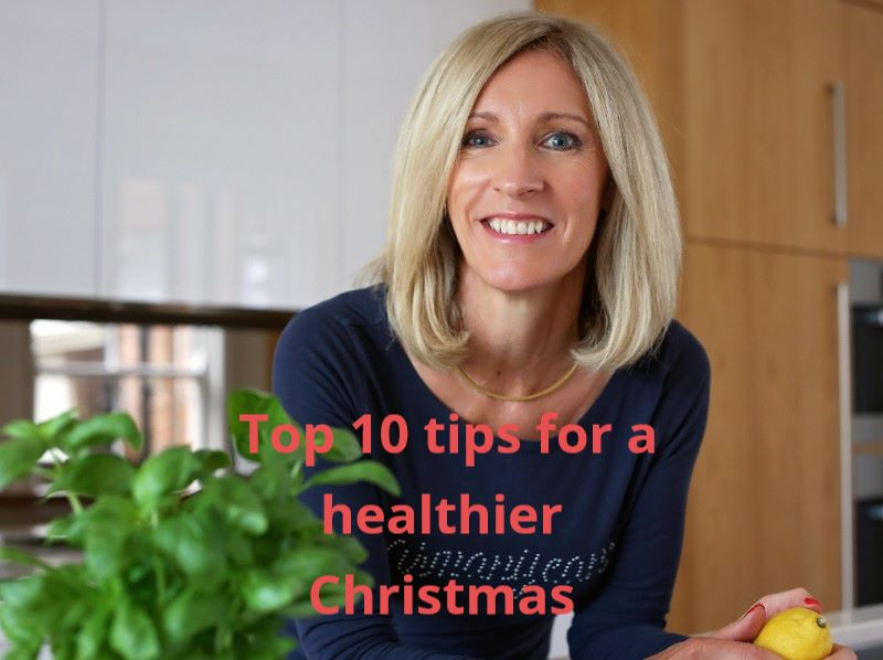 Top 10 tips for a healthier Christmas